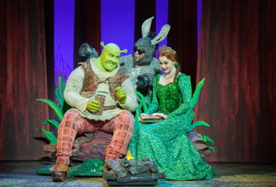 Shrek The Musical destined for the Abu Dhabi stage