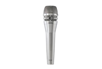 Shure unveils KSM8 Dualdyne cardioid dynamic mic