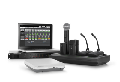 Shure set to make InfoComm MEA debut
