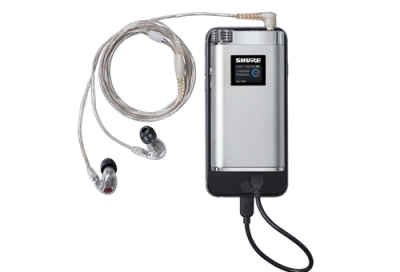Shure adds new models to listening products range