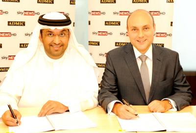 Sky News Arabia launch date set