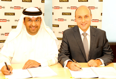 TSL to fit out Sky News Arabia