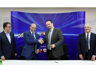 Sky News Arabia partners with Egypt-based Al Ahram