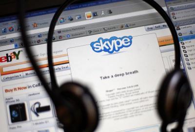 Microsoft in talks over Skype buy