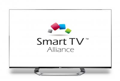 LG, Philips found Smart TV Alliance