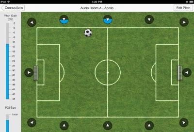 Calrec launches Soccer Sidekick