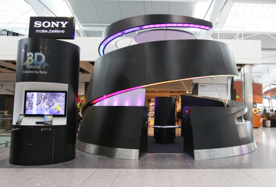 Litestructures adds twist to Sony launch