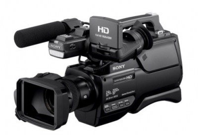 New addition to Sony HD camcorder range