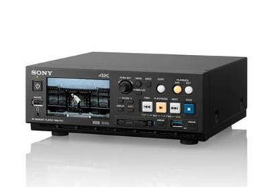 New 4K memory player unveiled by Sony