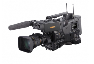 New multi-format shoulder camcorder from Sony