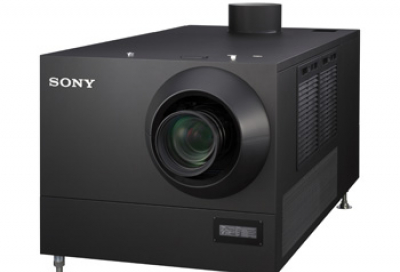 Sony reveals new 4K projector