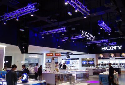 Sony chooses Procom for new flagship Dubai store