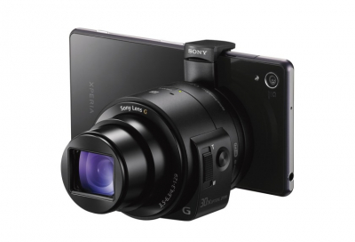 Sony launches new lens style cameras