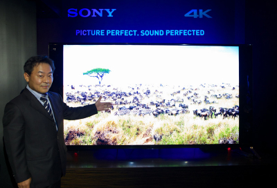 Sony expands 4K LED TV line