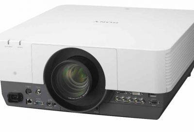 Sony Professional showcases cinema projectors