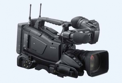 Sony unveils latest PXW-X400 camcorder