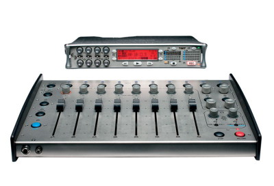 Sound Devices offers CL-9 linear fader controller