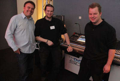 DiGiCo SD9 lures Soundlink away from analogue