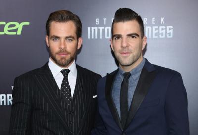 Star Trek cast beaming down into Dubai next week