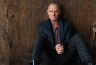 Sting to headline Dubai Jazz Festival 2015