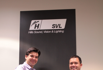 Hill Group distributes projectiondesign down-under
