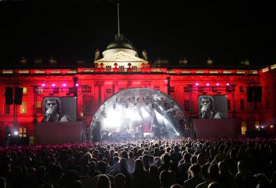 Clay Paky shines bright at Somerset House