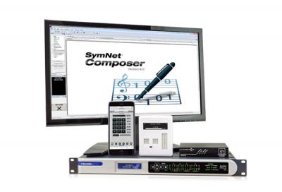 Symetrix launches SymNet Composer 4.0 software