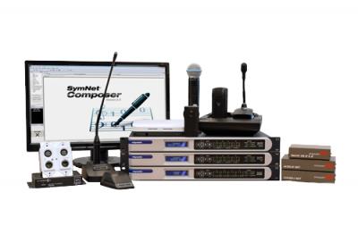 SymNet Composer 3.0 revealed by Symetrix