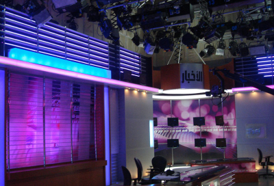 Nilesat drops Syrian channels