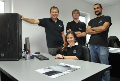 Martin Audio appoints System Design