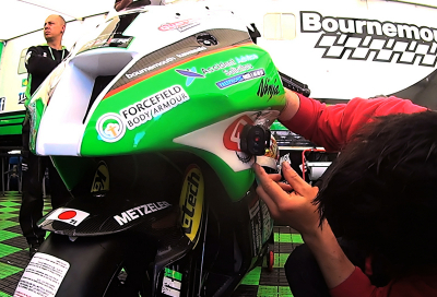 Sony Action Cam adopted by Isle of Man TT