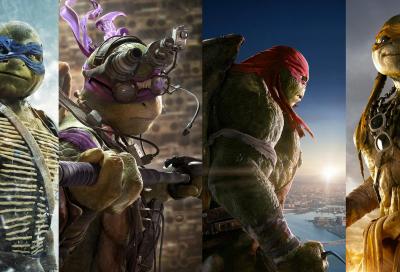 Teenage Mutant Ninja Turtles sequel for 2016