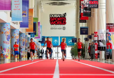 Dubai Sports World off to a sprint start