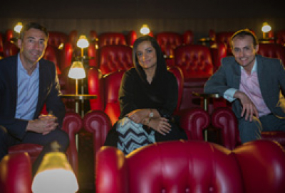 In Pics: Film fans grab your seats at Roxy now!