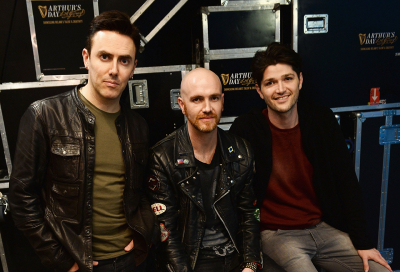 The Script lined up to play RedFestDXB 2015