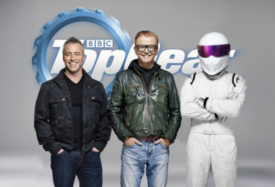 Matt LeBlanc joins Top Gear UK as co-host