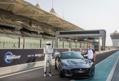 Top Gear races into Abu Dhabi