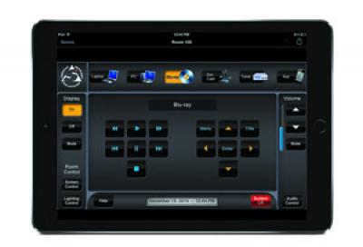 Extron introduces iPad Control app