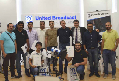 UBMS holds ARRI lighting masterclass