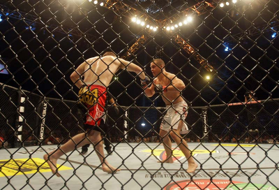 Abu Dhabi in pole position to host UFC finale
