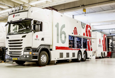 United equips new OB truck with Lawo Systems