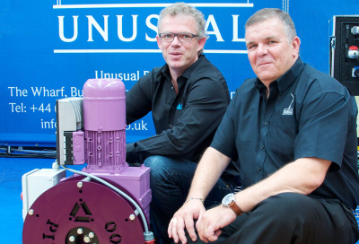 Prolyte appoints Unusual as new UK dealer