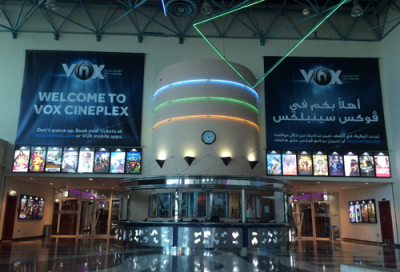 Grand Hyatt Dubai to get new VOX cineplex