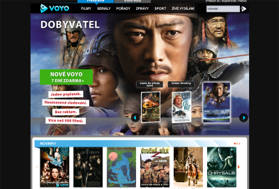 TV Nova and Visual Unity team up for VoD