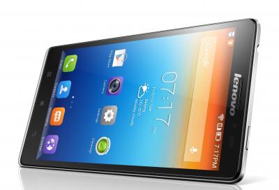 Lenovo to debut LTE smartphone