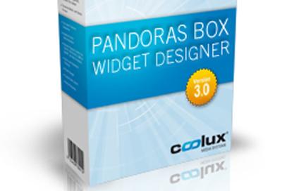 coolux releases Widget Designer 3.0
