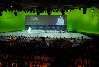 PR Lighting goes high-profile in Qatar