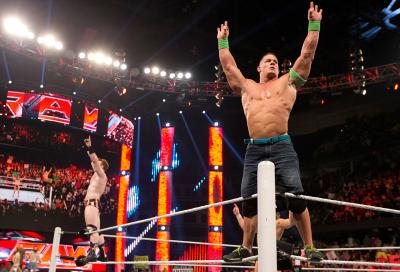 WWE arrives on OSN