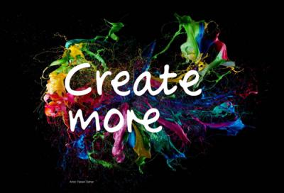 Artists encouraged to 'Create more' with Wacom