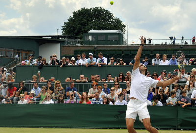 GlobeCast delivers Wimbledon for IMG
